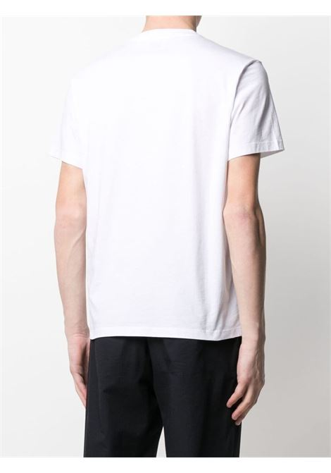 T-shirt bianca WOOLRICH | T-SHIRT | CFWOTE0047MRUT14868041