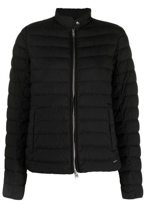 Black padded jacket WOOLRICH |  | CFWWOU0377FRUT2542100