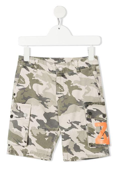 Bermuda military ZADIG & VOLTAIRE KIDS | SHORTS | X24089Z40