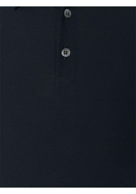Polo blu ZANONE | POLO | 811818Z0380Z0542