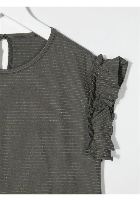T-shirt grigia ZHOE & TOBIAH | T-SHIRT | BS2B88