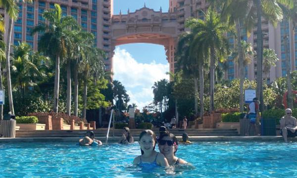 Photo: Swimming with dolphins, mermaids makes this trip one to remember