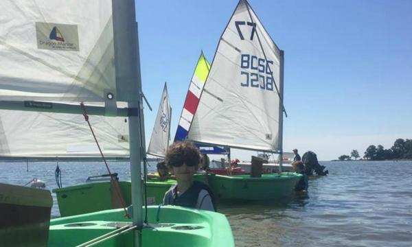 Baltimore County Sailing Center Camp