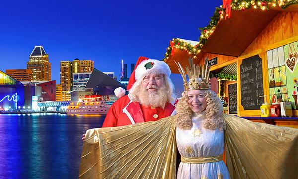 20 Top Holiday Activities & Events in Baltimore for Families