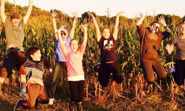 Photo courtesy of Maryland Corn Maze