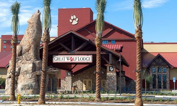 Photo: Great Wolf Lodge Southern California
