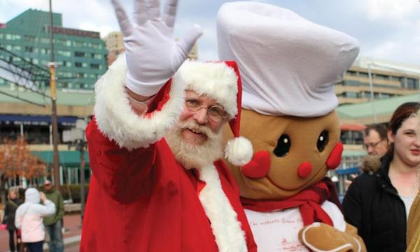 Photo Courtesy of Baltimore Christmas Village