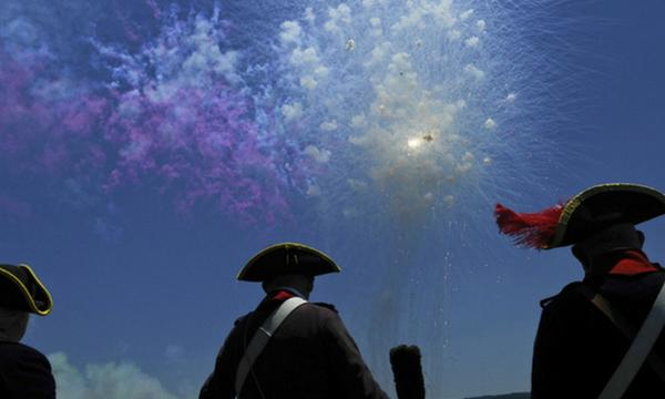 Photo: An American Celebration at George Washington's Mount Vernon