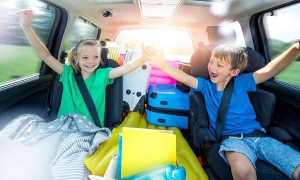 15 Kids Podcasts Perfect for Summer Road Trips | CertifiKID