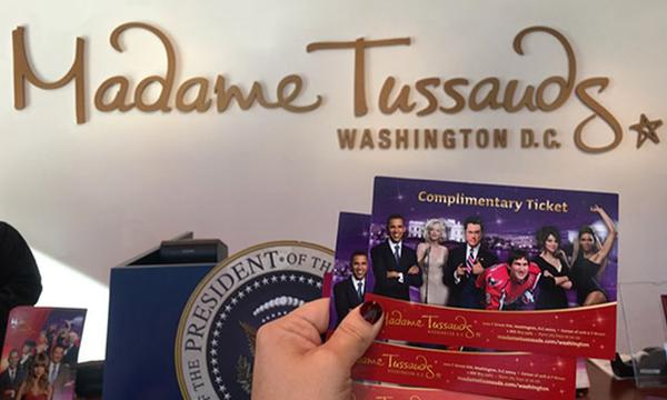 Madame Tussauds, Washington D.C.