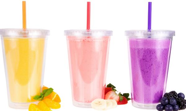 National Smoothie Day is Sunday, June 21