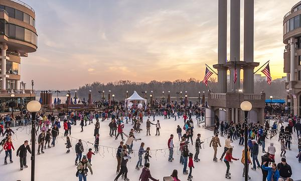 Photo Courtesy of The Washington Harbour Ice Rink