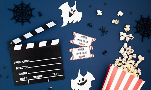 Photo: Halloween Family Movie Night Image Credit: Canva
