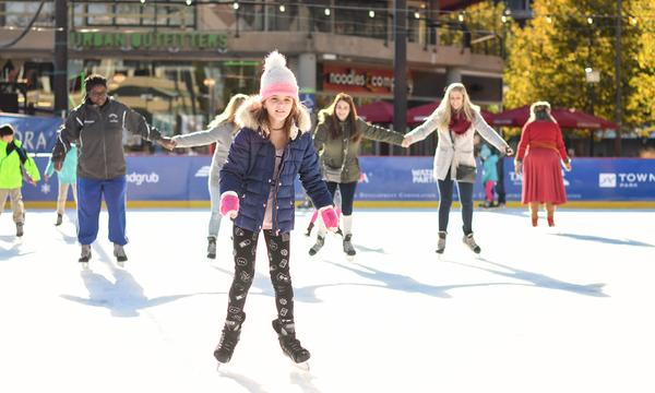 Photo Courtesy of Pandora Ice Rink
