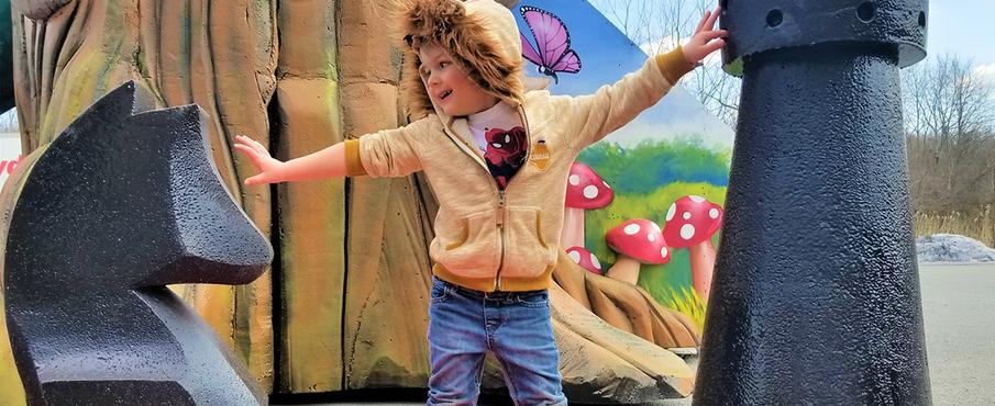 Adventures in Wonderland, Lake Fairfax Park, Reston, VA