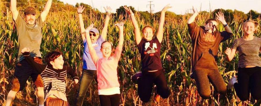 Photo courtesy of Maryland Corn Maze