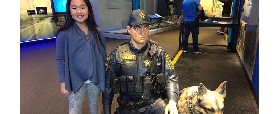 Photo: National Law Enforcement Museum