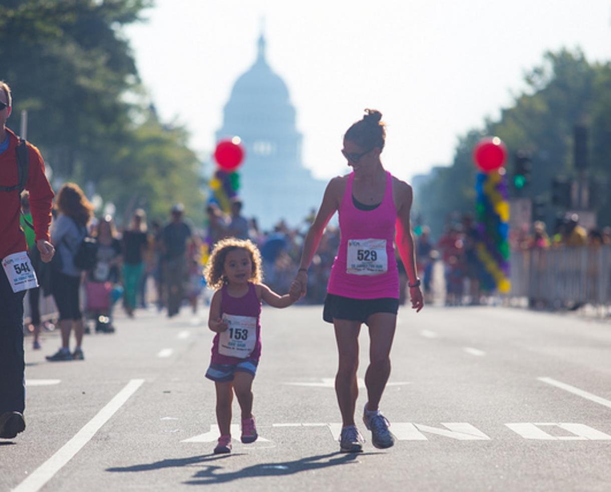 25 For Race Every Child 5K Run Walk