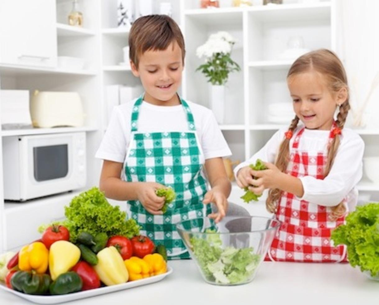$99 for 4 Kids or Adult Cooking Classes at NEW Wholesome Campus in Chantilly (48% off of an up to $190 Value)