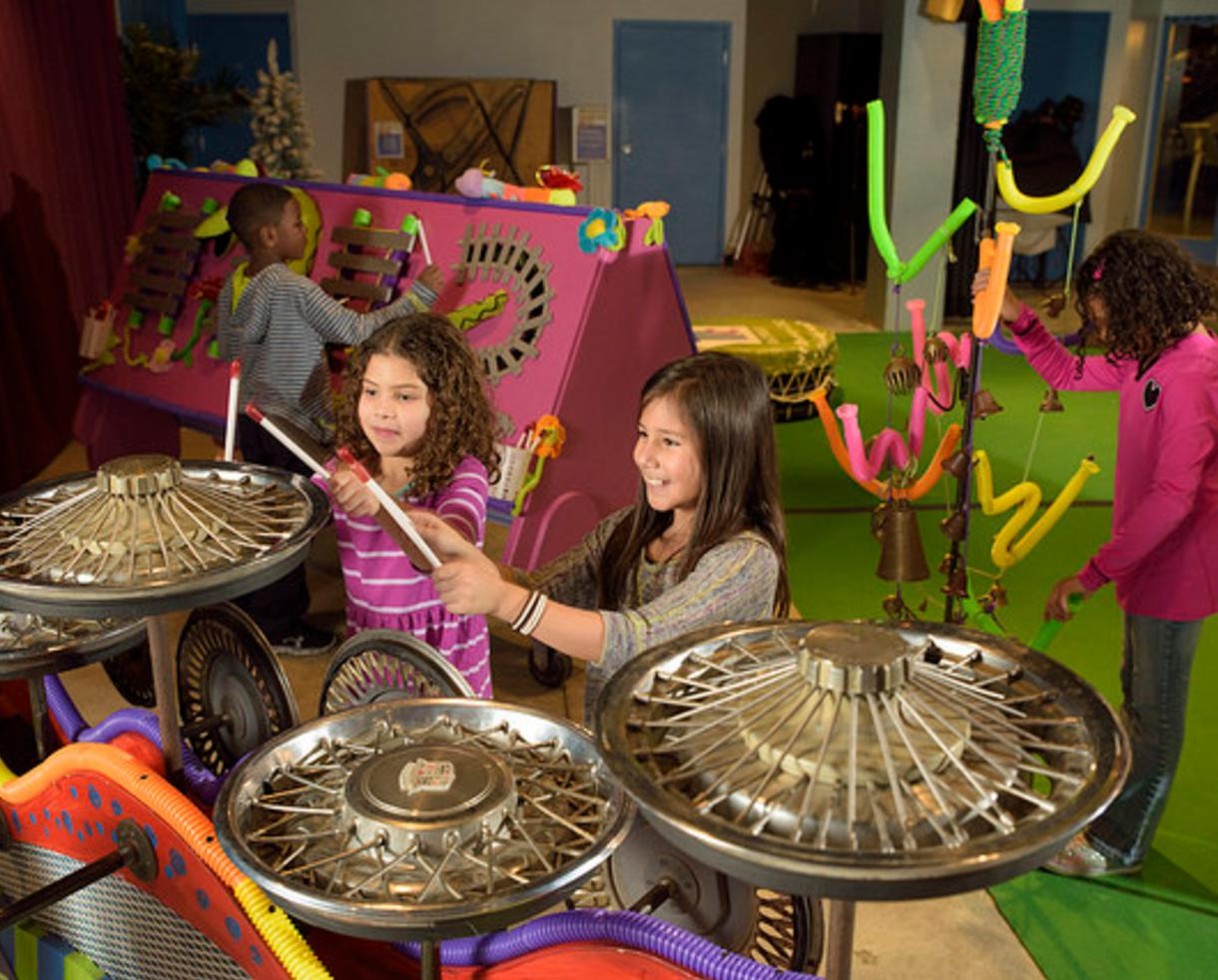 Port Discovery Children's Museum Admission
