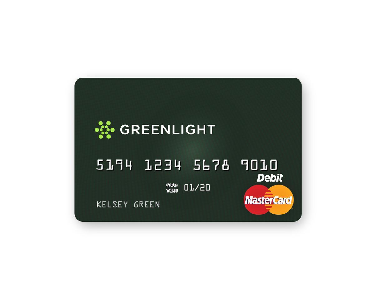 Raise Financially Smart Kids With Greenlight®, The Smart Debit Card for Kids