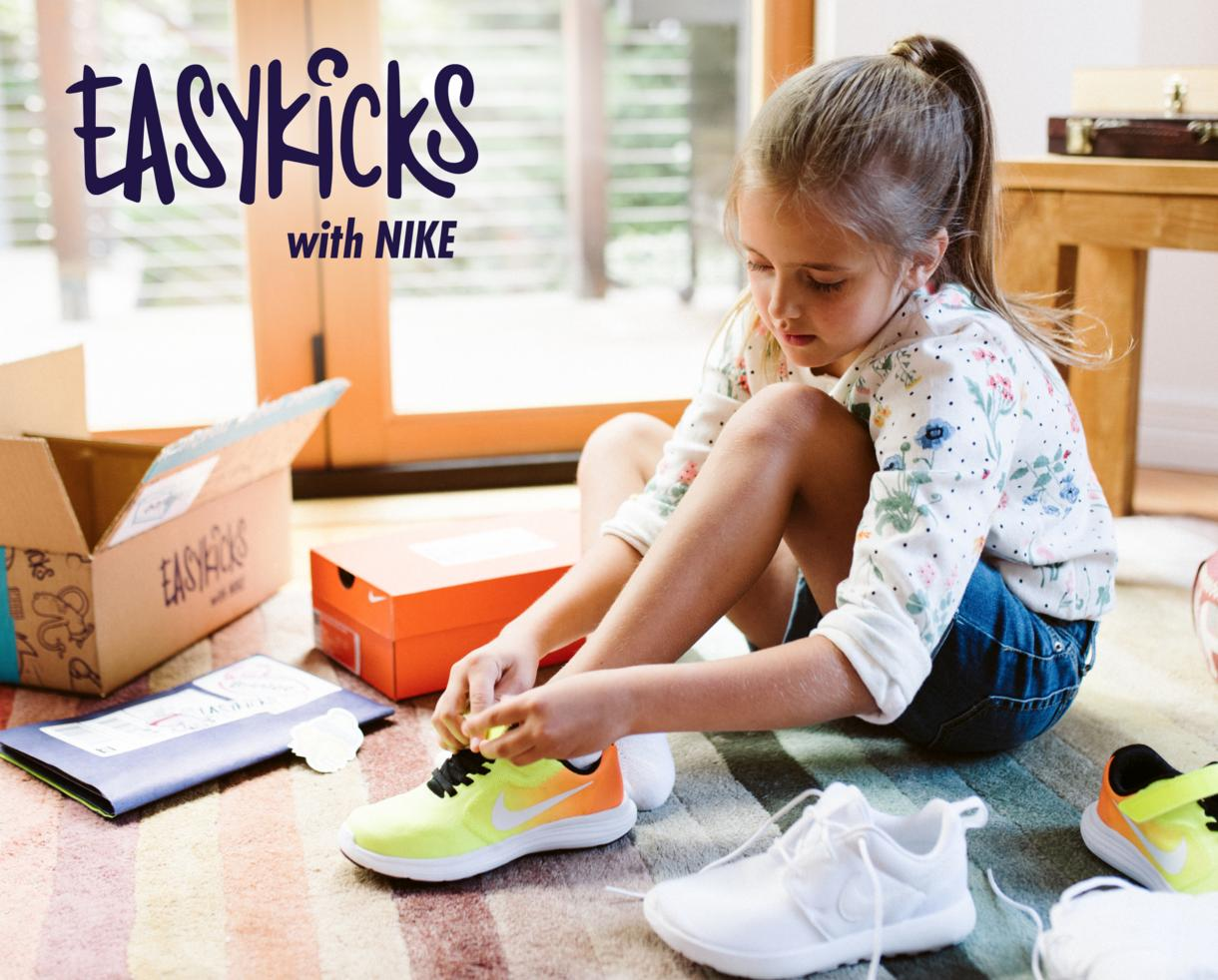 Win New Nike or Converse Sneakers from EasyKicks!