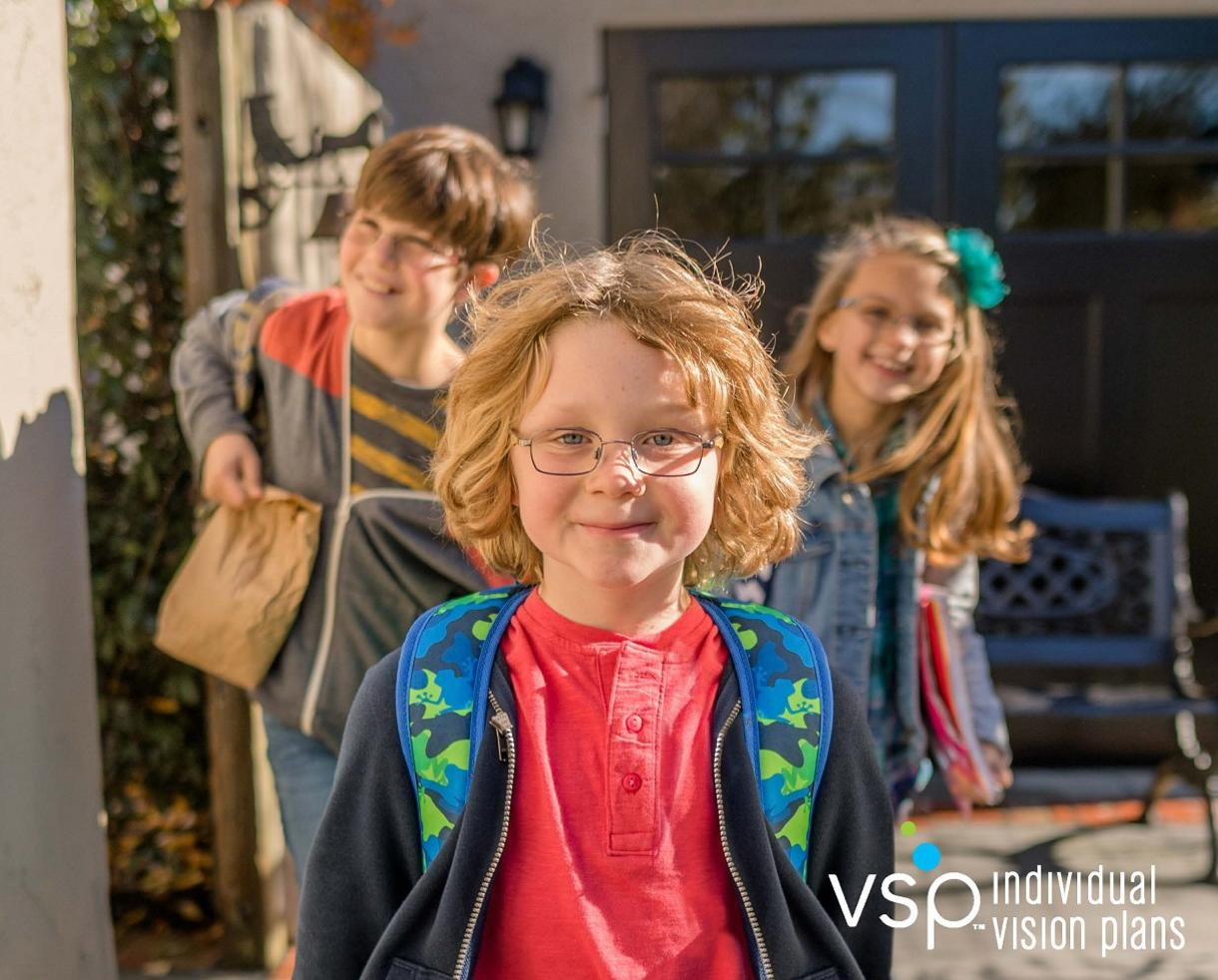 Quality, Affordable Vision Care for as low as $17 Per Month With VSP® Individual Vision Plans!