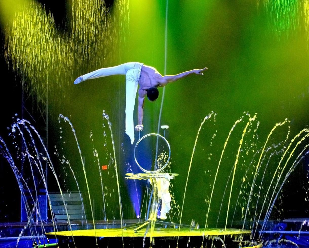 $10+ for NEW! Cirque Italia WATER CIRCUS - Woodbridge, VA (Up to 46% Off!)