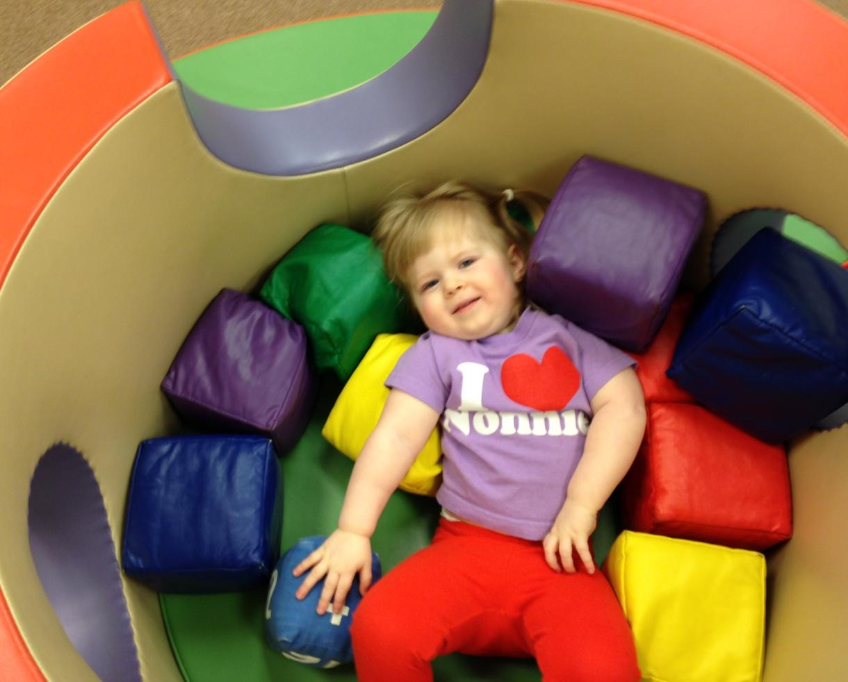 $10 for 2 Open Play Passes at Chibis Indoor Playground for Ages 8 and Under in Ashburn ($20 Value - 50% Off)