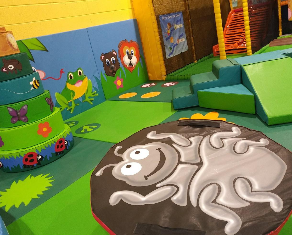 JULY 2018 - Scramble Indoor Play Weekday Admission