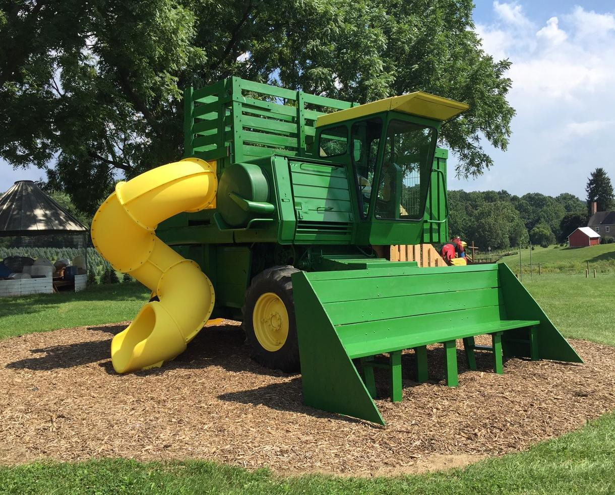 TWO Weekend Admissions to Gaver Farm