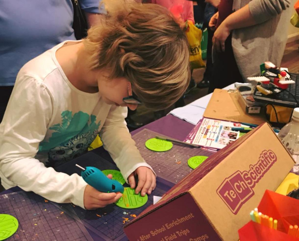 Club SciKidz Science & Technology Camps