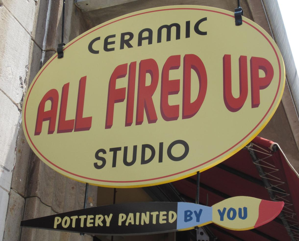 $199+ for ALL FIRED UP Pottery Painting Camp for Ages 6-16 - Bethesda & Cleveland Park (25% Off)