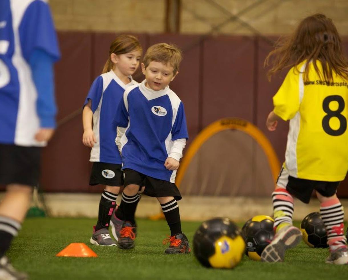Michael & Son Sportsplex Soccer Bugs Class