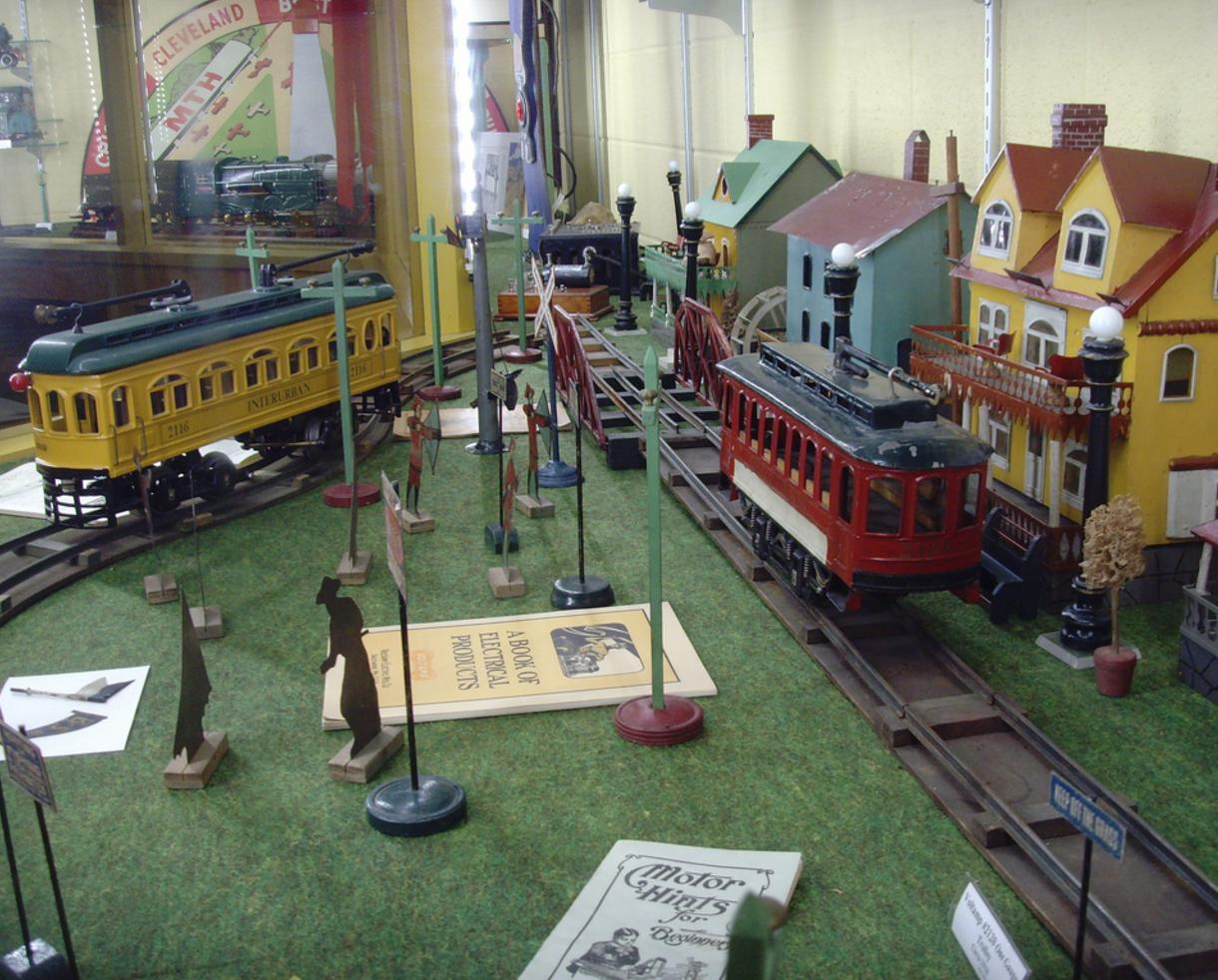 $15 for Family Admission to National Toy Train Museum - Strasburg, PA (43% Off)