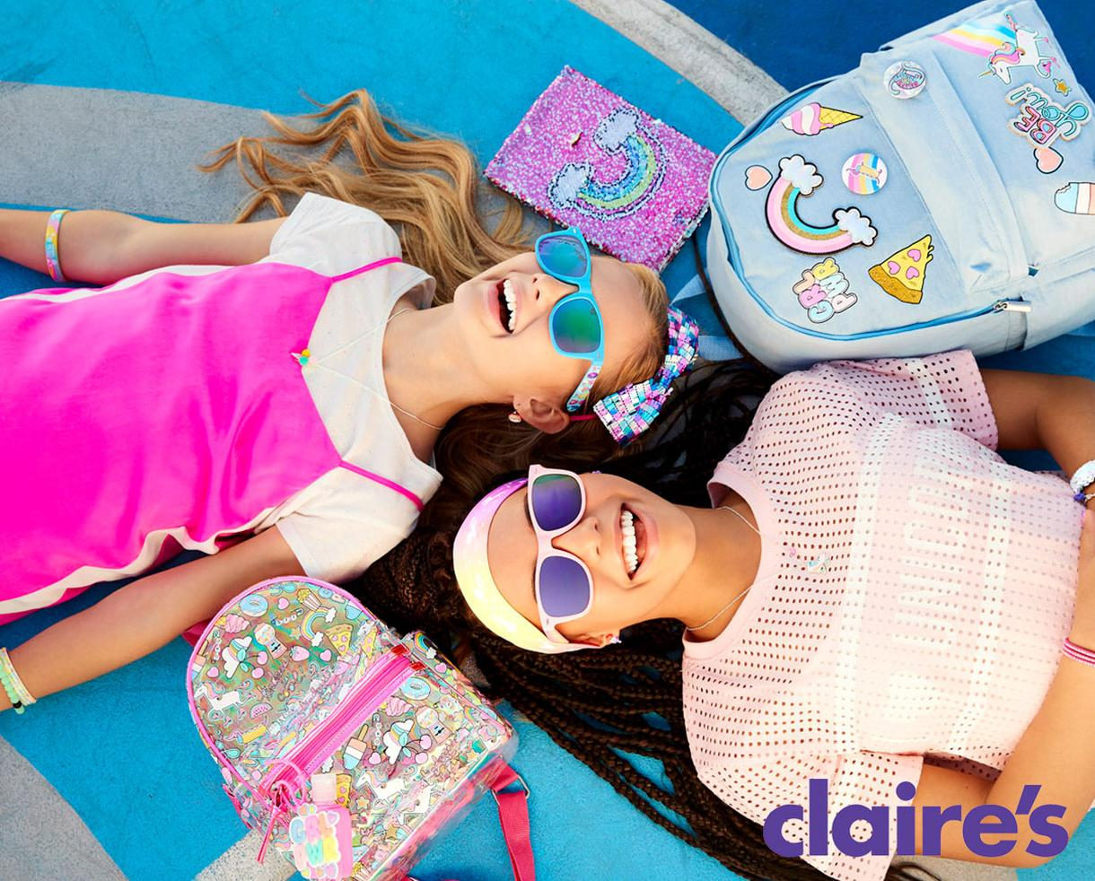 CertifiKID Exclusive at Claire's! Buy 2, Get 2 FREE + EXTRA 10% Off & FREE Shipping on $25+