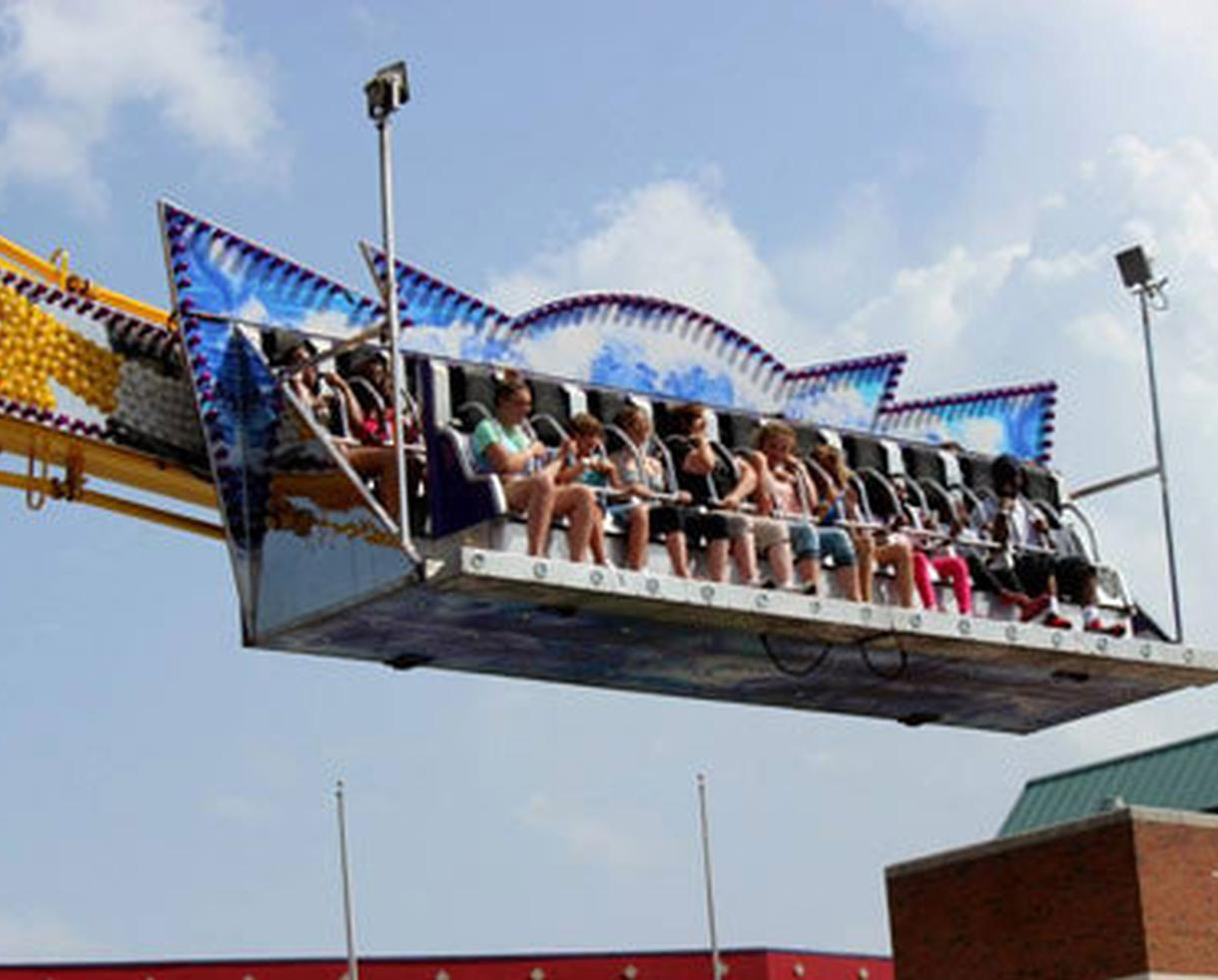 Howard County Fair UNLIMITED RIDES