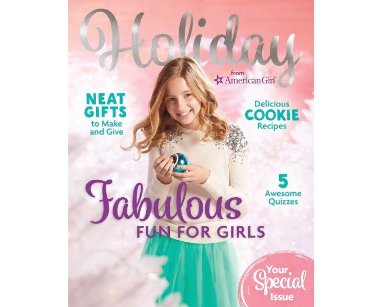 $14+ for 1-Year American Girl® Magazine Subscription (Up to 62% Off)