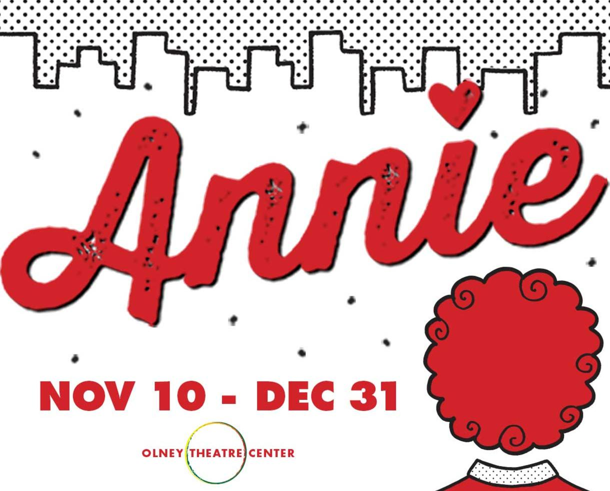 $50 for Annie at The Olney Theatre - MORE DATES ADDED! (Up to 41% Off)