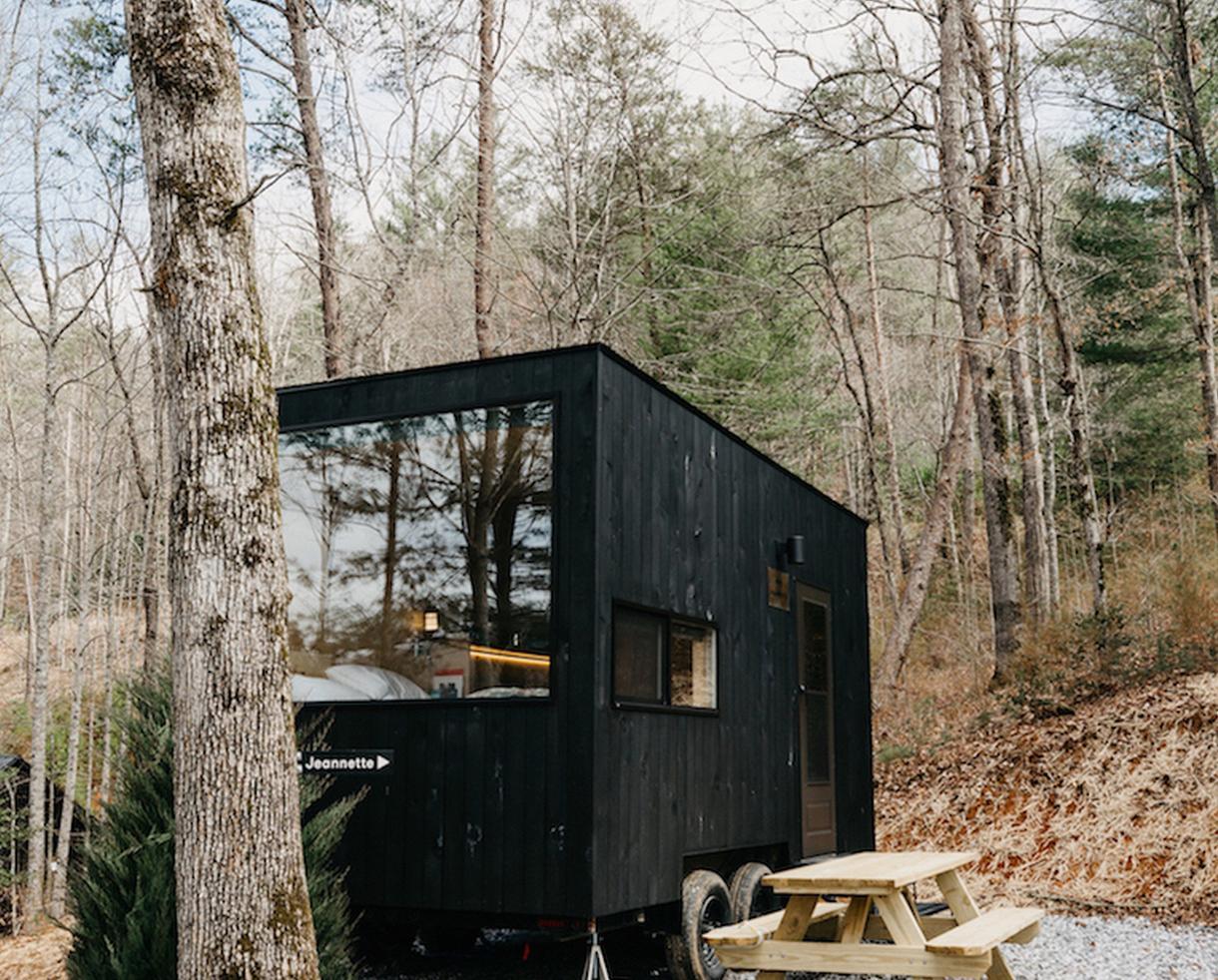 $30 Off Any Getaway Atlanta Tiny Cabin Stay