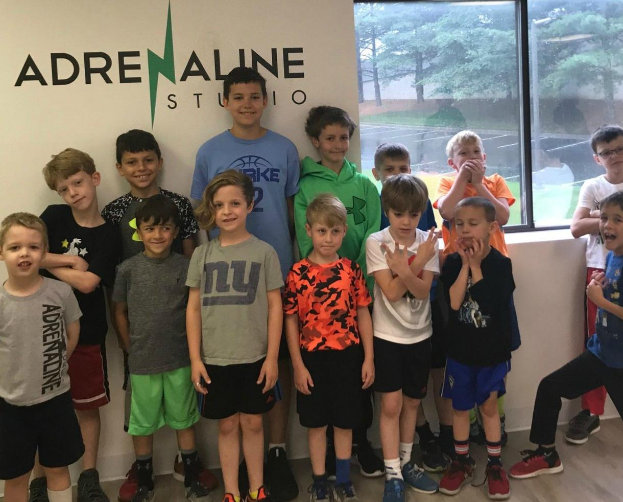 One Half-Day of Adrenaline Studio School's Out Princess Camp