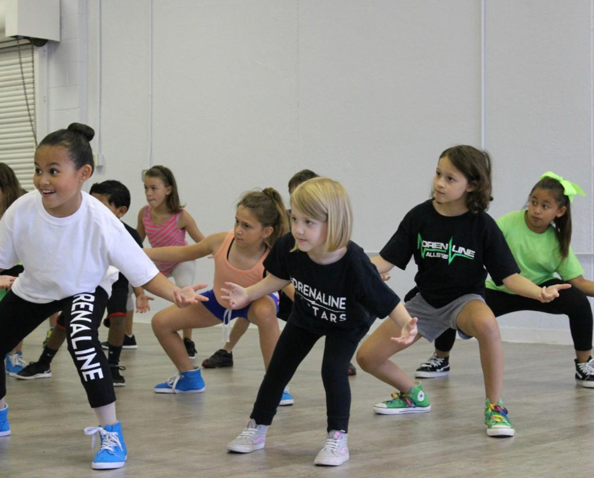 $45 for Adrenaline Studio 1-Day School's Out Dance Camp or 1-Week Half-Day Princess Camp for Ages 3-14 - Vienna (Up to $40 Off)