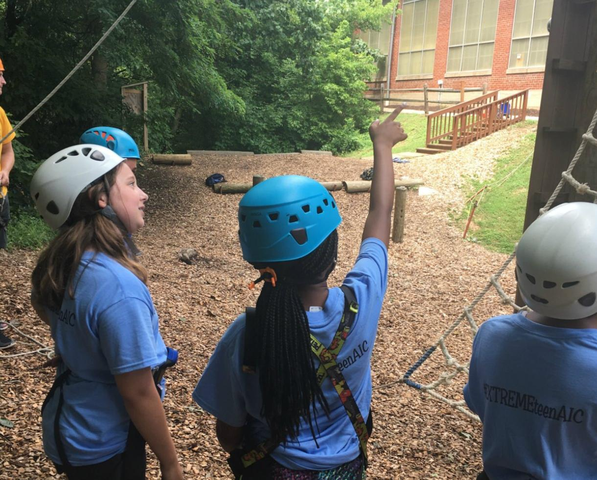 Adventures in Camp EXTREME