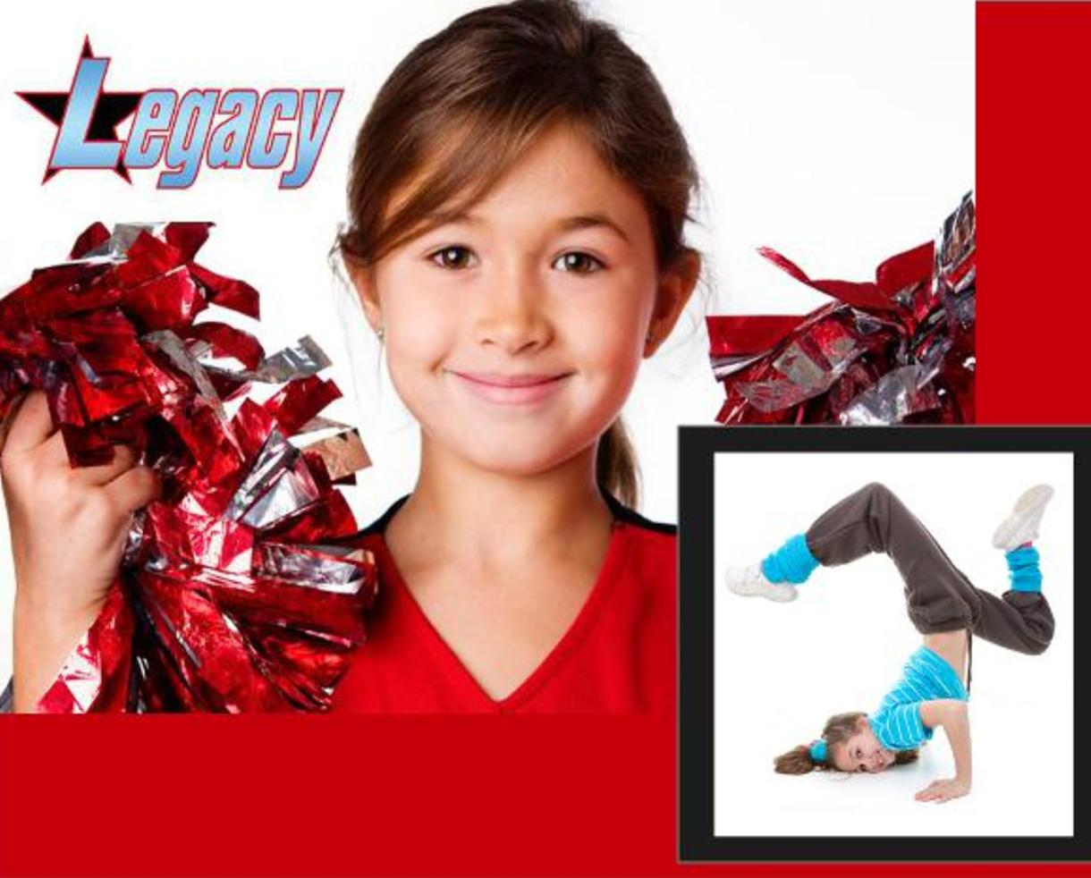 $129 for Cheerleading Camp at All Star Legacy for Ages 5-14 - Ashburn or Manassas (33% Off)