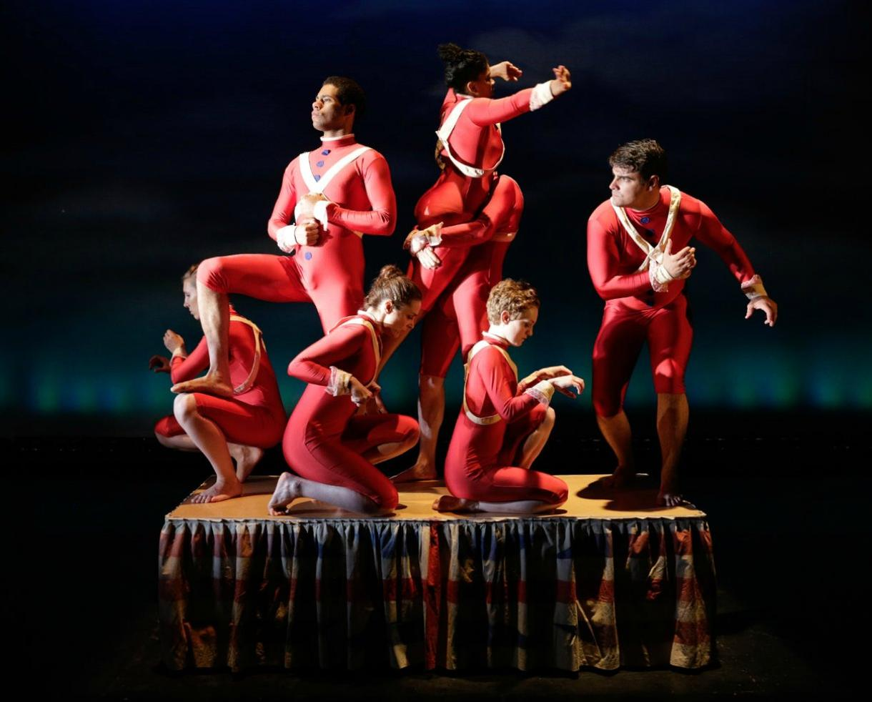 American Revolution Performance for Young Audiences at The Kennedy Center