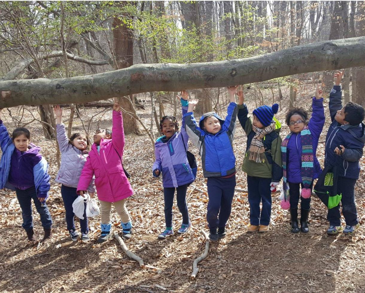 $5 for ONE Tales and Trails Class for Ages 2-4 at Audubon Naturalist Society's Woodend Sanctuary - Chevy Chase (50% Off)