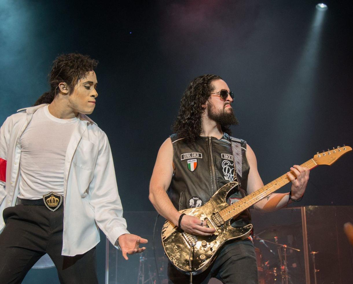 Who's Bad – Spend a Night with Michael Jackson to Benefit Casey Cares Foundation at Rams Head Live!