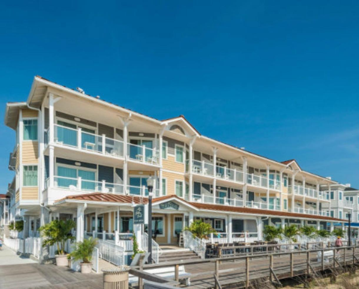 "$398 for 2-Night ""Food and Wine Festival"" Getaway in an Oceanfront Suite at Bethany Beach Ocean Suites, November 17-19 - Includes Breakfast and Two Tickets to Food and Wine Event ($498 Value)"