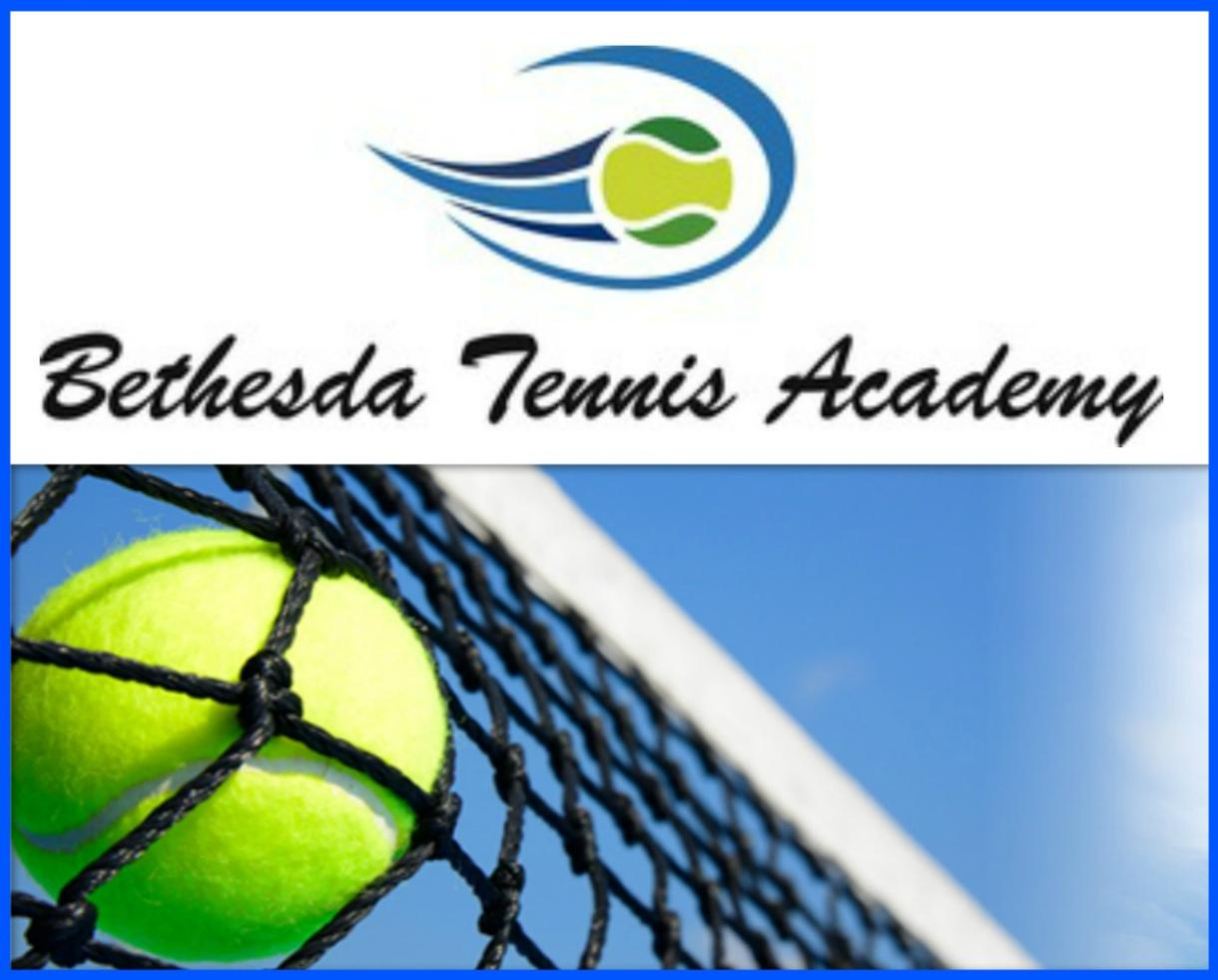 Half Day Clinic at Bethesda Tennis Academy