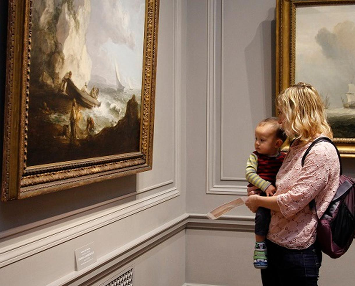 15% Off Smithsonian Early Enrichment Center Family Workshops & Celebrations for Ages 0-9